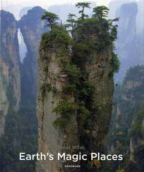 EARTH'S MAGIC PLACES                 (EMPASTADO/GF)
