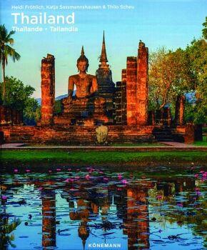 THAILAND -THAILANDE/TAILANDIA- MINI       (BILINGUE)