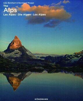 THE ALPS -LES ALPES/DIE ALPEN/LOS ALPES- MINI (BILINGUE)