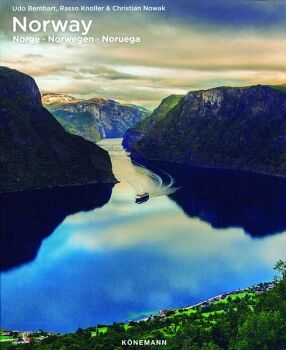 NORWAY -NORGE/NORWEGEN/NORUEGA- MINI      (BILINGUE)
