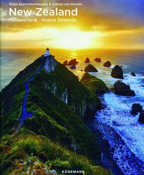 NEW ZEALAND -NEUSEELAND/ NUEVA ZELANDA- MINI (BILINGUE)