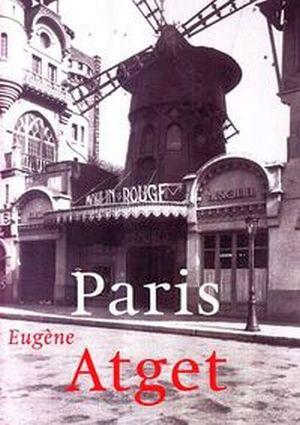 EUGENE ATGET PARIS -GRAN FORMATO-