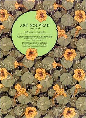 ART NOUVEAU PARIS 1895             810187