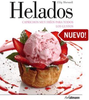 HELADOS -CAPRICHOS MUY FRIOS PARA TODOS LOS GUSTOS-