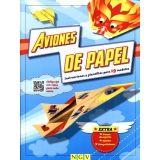 AVIONES DE PAPEL (INSTRUCCIONES Y PLANTILLAS P/19 MODELOS)