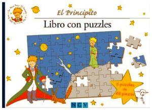 PRINCIPITO, EL -LIBRO CON PUZZLES-       (6 PUZZLES)