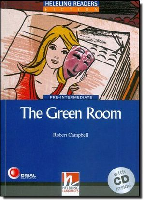 THE GREEN ROOM  BOOK + AUDIO CD LEVEL 4