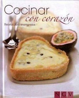 COCINAR CON CORAZON (C/CORTAPASTAS)