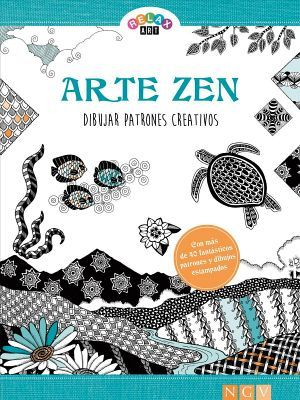 RELAX ART -ARTE ZEN- (DIBUJAR PATRONES CREATIVOS)