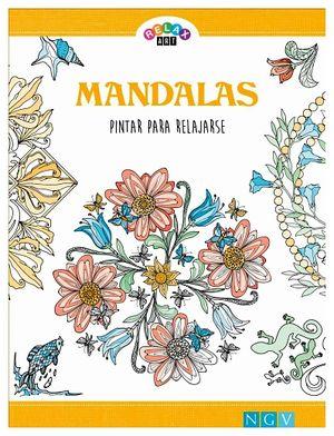 MANDALAS -PINTAR PARA RELAJARSE-         (RELAX ART)
