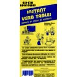 INSTANT VERB TABLES
