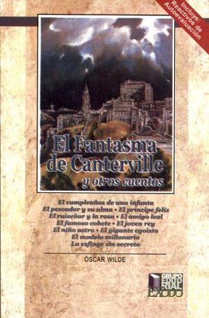 FANTASMA DE CANTERVILLE Y OTROS CUENTOS, EL