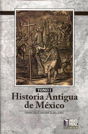 HISTORIA ANTIGUA DE MEXICO (2 TOMOS)
