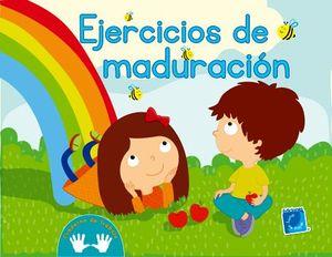 EJERCICIOS DE MADURACION -CUADERNO DE TRABAJO-