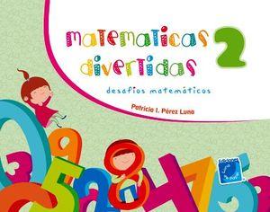 MATEMATICAS DIVERTIDAS 2 PREESC.
