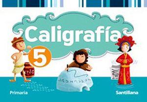 CALIGRAFIA 5TO. PRIM.