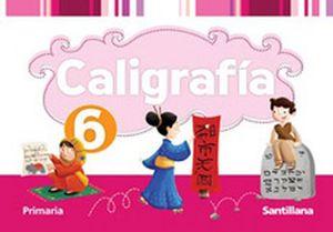 CALIGRAFIA 6TO. PRIM.