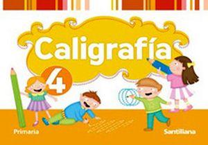 CALIGRAFIA 4TO. PRIM.