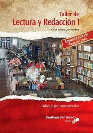 TALLER DE LECTURA Y REDAC. I 2ED. BACH -ENFOQUE COMPETENCIA