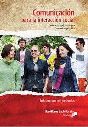 COMUNICACION PARA LA INTERACCION SOCIAL CONALEP
