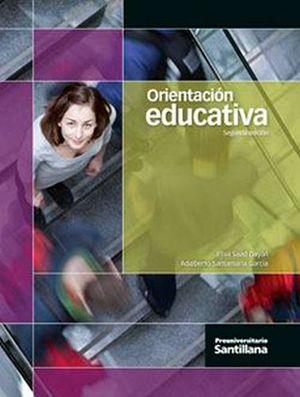 ORIENTACION EDUCATIVA 2ED. -PREUNIVERSITARIO-