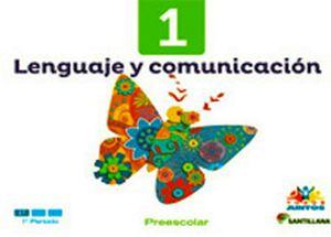 LENGUAJE Y COMUNICACION 1 PREESC. -S.TODOS JUNTOS-