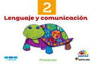 LENGUAJE Y COMUNICACION 2 PREESC. -S.TODOS JUNTOS-