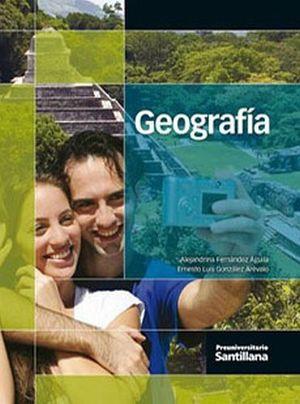 GEOGRAFIA       -PREUNIVERSITARIO-