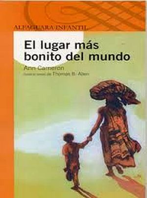 LUGAR MAS BONITO DEL MUNDO, EL (S.NARANJA) (P)
