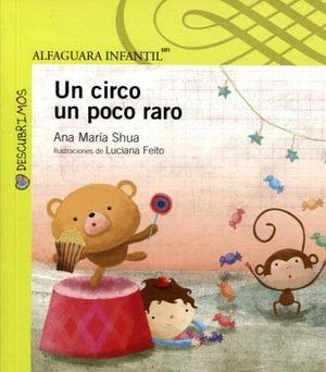 UN CIRCO UN POCO RARO -PRELECTORES/S.VERDE- (ES)