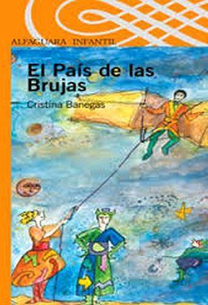 PAIS DE LAS BRUJAS, EL  -S.NARANJA- (P)