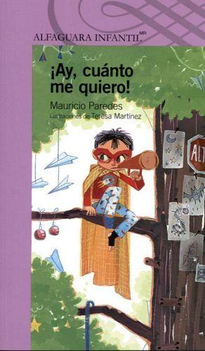 AY CUANTO ME QUIERO!          (S.MORADA) (P)