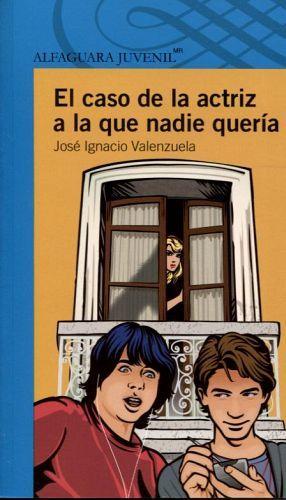 CASO DE LA ACTRIZ QUE NADIE QUERIA, EL (S.AZUL)