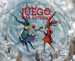 JUEGO MAS ANTIGUO, EL                (ALBUMES ILUSTRADOS)