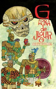 GARRA DE JAGUAR                      (LOQUELEO)