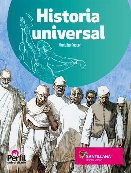 HISTORIA UNIVERSAL                   -PERFIL UNIVERSITARIO-