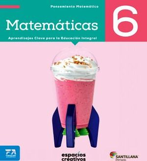 MATEMATICAS 6 PRIM. -ESPACIOS CREATIVOS- (ED.2018)