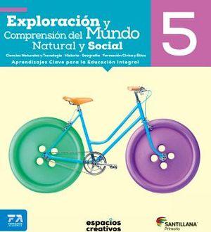 EXPLORACION Y COMPREN. DEL MUNDO NAT.Y SOC. 5 PRIM. -ESP.CREAT.-