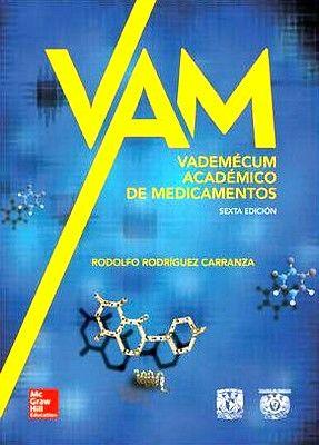 VADEMECUM ACADEMICO DE MEDICAMENTOS 6ED. -VAM-