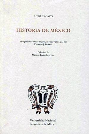 HISTORIA DE MEXICO (RUSTICO)