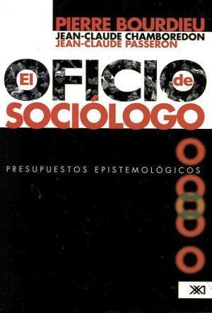 OFICIO DE SOCIOLOGO, EL