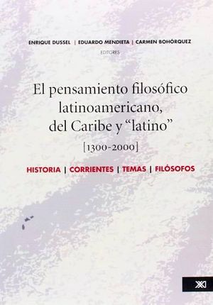 PENSAMIENTO FILOSOFICO LATINOAMERICANO DEL CARIBE (RUSTICO)