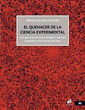 QUEHACER DE LA CIENCIA EXPERIMENTAL, EL