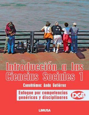 INTRODUCCION A LAS CIENCIAS SOCIALES 1 -ENF.COMPETENCIAS- (2010)