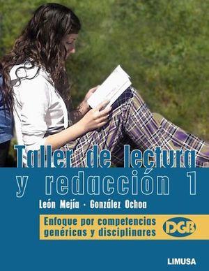 TALLER DE LECTURA Y REDACCION 1 -ENF. PORCOMPETENCIAS-