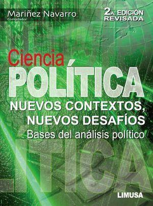 CIENCIA POLITICA 2ED. (NUEVOS CONTEXTOS, NUEVOS DESAFIOS) (2010)