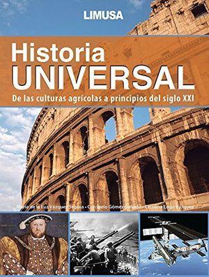 HISTORIA UNIVERSAL SEC.