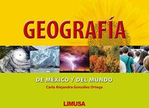 GEOGRAFIA DE MEXICO Y EL MUNDO SEC.