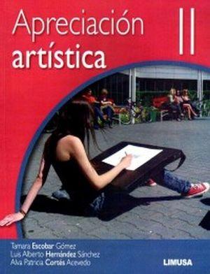 APRECIACION ARTISTICA II  BACH.