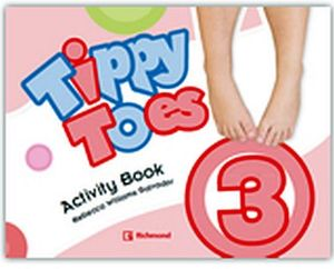 TIPPY TOES 3 ACTIVITY BOOK